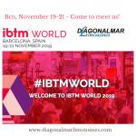 #IbtmWorld