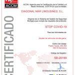Sécurité biologique COVID19